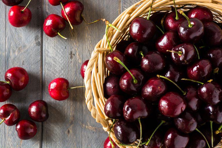 Cherries production